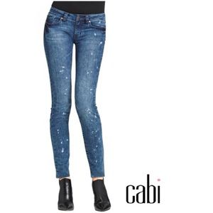 CAbi 920 Constellation Skinny Jeans 8
